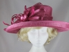 Hawkins Collection Shimmer Loops Events Hat in Pink