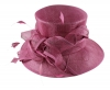 Hawkins Collection Occasion Hat in Pink