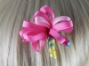Ribbon Loops Hair Accessory in Pink