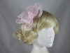 Molly and Rose Organza Fascinator in Pink