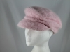 Whiteley Angora Cap in Pink