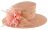Failsworth Millinery Occasion Hat in Powder