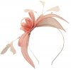 Failsworth Millinery Sinamay Fascinator in Powder