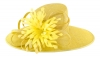 Failsworth Millinery Events Hat in Primrose