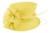 Failsworth Millinery Wedding Hat in Primrose