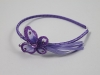 Butterfly Aliceband in Purple