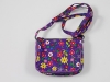 Girls Flower Bag in Purple
