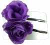 Rosebud Slides in Purple