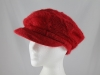 Angora Fashion Cap in Red