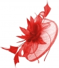 Elegance Collection Events Headpiece in Red