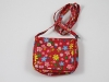 Girls Flower Bag in Red