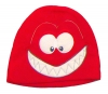 Jiglz Fleece Animal Ski Hat in Red