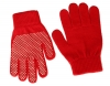Magic Childrens Grippy Gloves in Red