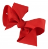 Molly and Rose Hair Bow in Red