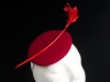 Monica Feher Millinery Ava in Felt
