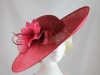 Failsworth Millinery Flower Events Disc in Rococo