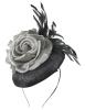 Failsworth Millinery Button Asoct Headpiece