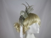 Elegance Collection Sinamay Loops and Biots Fascinator