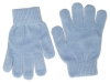Magic Childrens Stretchy Gloves in Sky