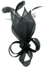 Max and Ellie Lily Comb Fascinator in Slate