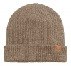 Boardman Beanie Ski Hat in Stone