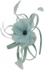 Failsworth Millinery Flower Fascinator in Surf