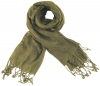 Max and Ellie Luxurious Scarf in Taupe