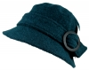 Whiteley Winter Hat in Teal