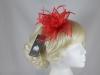Failsworth Millinery Organza Petals Fascinator