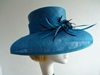 Headways (by Albert) Ascot hat Kingfisher Blue