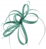 Failsworth Millinery Sinamay Loops Fascinator in Wedgewood