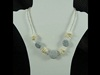 Shell Necklace in White