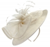 Failsworth Millinery Events Disc in White
