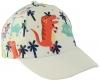 SSP Hats Dinosaur Baseball Cap in White