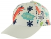 SSP Hats Dinosaur Baseball Cap in White