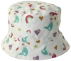 SSP Hats Mermaid Sun Hat in White