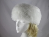 Whiteley Ski Faux Fur Hat in White