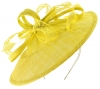Max and Ellie Wedding Disc in Yellow