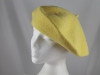 Wool Beret in Yellow