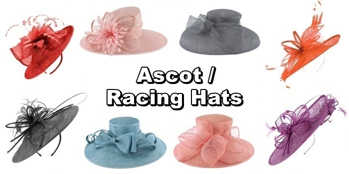 Complete Range of Ascot Hats