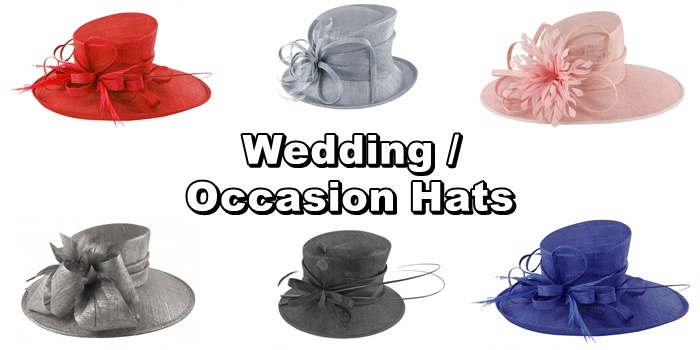 Complete Range of Occasion Hats
