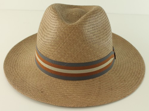 4a4ac0677ee Ascot Hats 4U - Failsworth Millinery Fedora Panama Hat in Birch ...