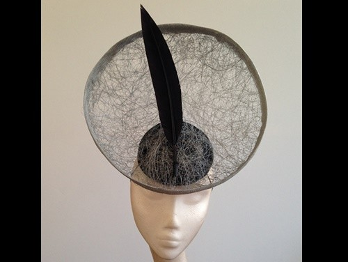 Couture by Beth Hirst Gonzo Large Saucer