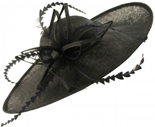 Failsworth Millinery Aliceband Saucer Headpiece