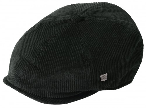 Failsworth Millinery Cord Hudson Baker Boy Cap