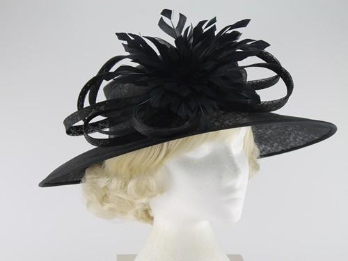 Failsworth Millinery Ascot Hat