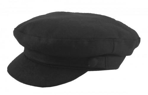 Failsworth Millinery Mariner Melton in Black