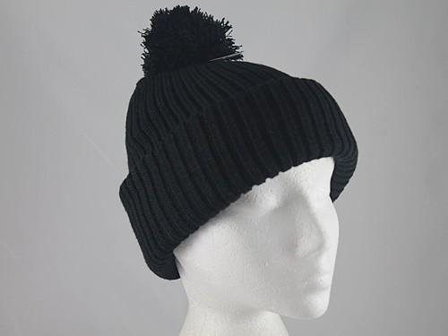 Hawkins Chunky Knit Beanie Hat