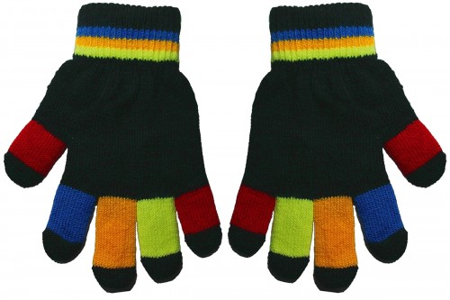 Magic Colourful Kids Gloves