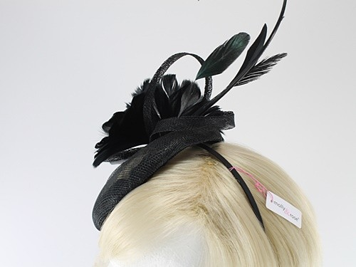 Molly and Rose Occasion Pillbox Fascinator